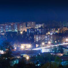 Дополнительная услуга «Россети Центр Смоленскэнерго» «Организация систем наружного освещения» востребована муниципалитетами области