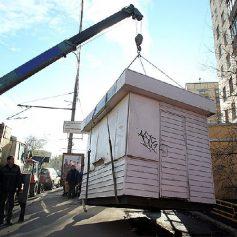 В Смоленске снесут очередное незаконное сооружение