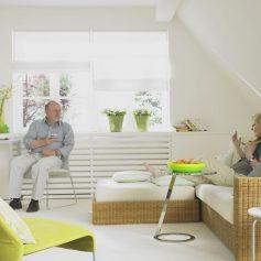 Интерьер комнаты для пожилого человека