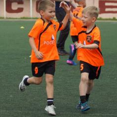 Медальное «Лето». Смоленские футболисты отличились в Калужской области