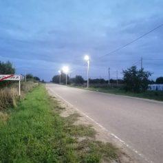 ОНФ добился обустройства уличного освещения в деревне Смоленского района