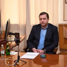 Губернатор рассказал, почему встречи со смолянами перешли в онлайн