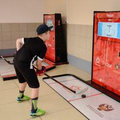 В Смоленске для юных хоккеистов приобрели уникальные тренажеры