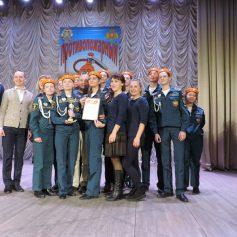 Смоленские выпускники стали студентами профильных вузов МЧС и Минобороны России