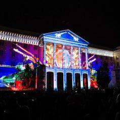 Световое шоу «Борьба за Победу» состоялось в Смоленске