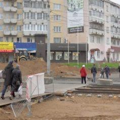Непутёвый километр. Почему затягивается ремонт улицы Николаева в Смоленске
