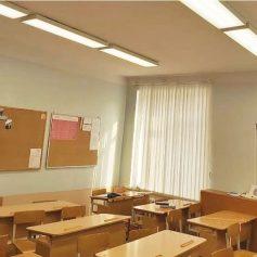 В 8 школах Смоленска заменят освещение