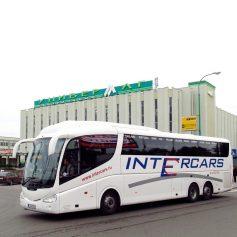 Intercars — выгодные билеты на популярные направления по Европе
