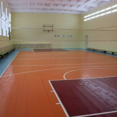 В трёх школах Смоленской области отремонтировали спортивные площадки