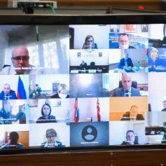 В Смоленске обсудили меры профилактики правонарушений на приграничной территории