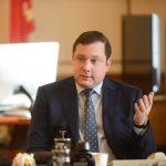 Алексей Островский поздравляет смолян с Днем российского студенчества