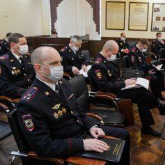 Смоленские полицейские подвели итоги работы за 2020 год