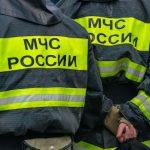 Человек пострадал на пожаре в доме на улице Дзержинского в Смоленске