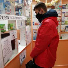 Волонтёры продолжают выполнять просьбы пожилых смолян