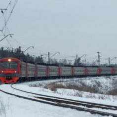 Дополнительный поезд свяжет Смоленск и Москву в праздники