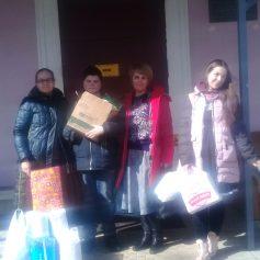 Епархиальная служба «Милосердие» собирает подарки для подопечных