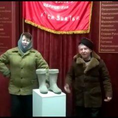 Смолянка стала одной из победительниц всероссийского флешмоба «Валенки»