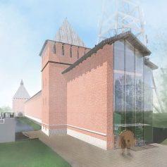 В башне Бублейка Смоленской крепостной стены предложили сделать музейный комплекс