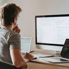 Как работать с текстами за компьютером без вреда для глаз?