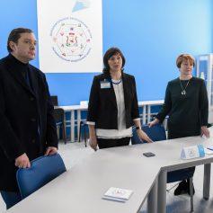 Алексей Островский посетил региональный модельный центр дополнительного образования детей