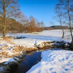 В субботу на Смоленщине местами пройдет небольшой снег