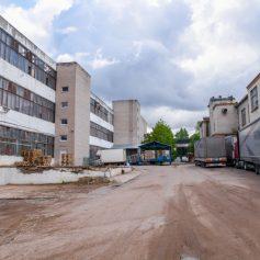 Роспотребнадзор ввёл ограничения на застройку на территории фабрики «Шарм» в Смоленске