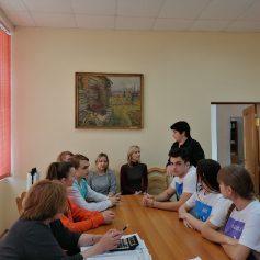 Смоленские школьники начали подготовку к новому сезону конкурса «Большая перемена»