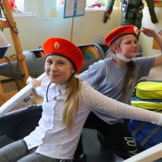 Шестиклассники смоленской школы № 21 посетили Центр противопожарной пропаганды