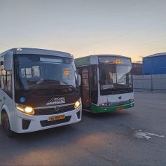 В Смоленске автобусы переходят на весенне-летнее расписание