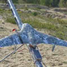 В Смоленской области впервые прошли военные учения по борьбе с дронами