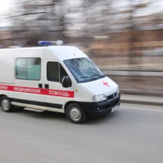 В Смоленской области ребенка сбила «Газель»