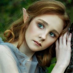 Снимки юной смоленской модели разлетелись по всему миру