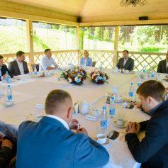 Губернатор обсудил со смоленскими экспортерами меры поддержки