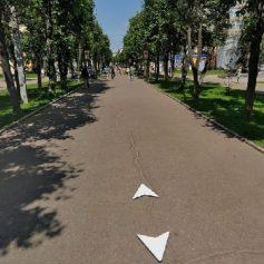 В Смоленске еще несколько центральных улиц отремонтируют в 2021 году