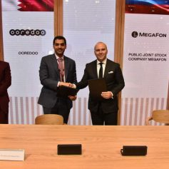 МегаФон предоставит Ooredoo экспертную помощь по подготовке технологической инфраструктуры на крупных спортивных мероприятиях.