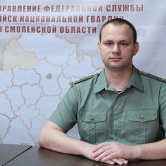 Росгвардеец из Смоленска стал победителем Всероссийского «Диктанта Победы»