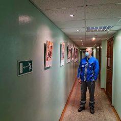 На Смоленской ГРЭС прошло открытие выставки «Шедевры немецкой живописи»