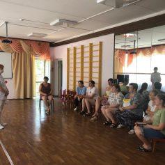 В Смоленске врачи поликлиники № 4 провели «антиковидную» встречу с сотрудниками детских садов