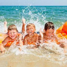 Смоляне с 22 июля могут забронировать путевки на летний отдых детей в Анапе