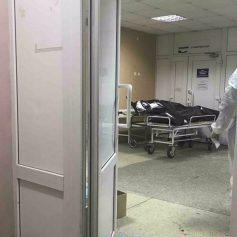 В Смоленской области вновь возросла суточная смертность от коронавируса