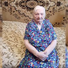 Жительнице Промышленного района Смоленска исполнилось 100 лет