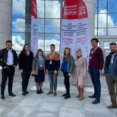 Смоленская делегация приняла участие в патриотическом форуме в Ярославле
