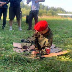 В Смоленске состоялись ежегодные военно-спортивные игры