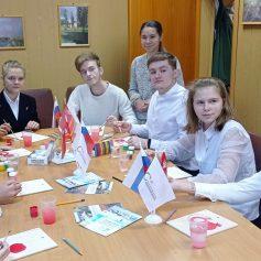 В Смоленске в Центре народного единства состоялся Урок Мира