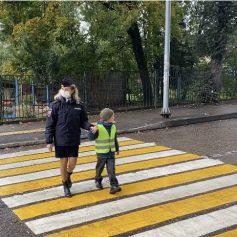 24 сентября в Смоленске пройдет профилактический рейд «Пешеход»