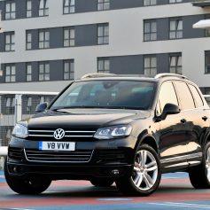 Новый Volkswagen Touareg дебютирует в Болгарии