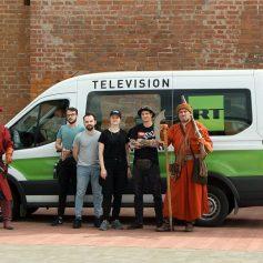 Смоленск принял участие в телепроекте «Россия: 85 приключений»
