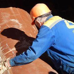В Смоленске завершили ремонты на двух участках теплосети