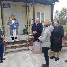 В Смоленской области открылись четыре новых фельдшерско-акушерских пункта