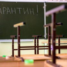 В Смоленске закрыли на карантин два учебных заведения